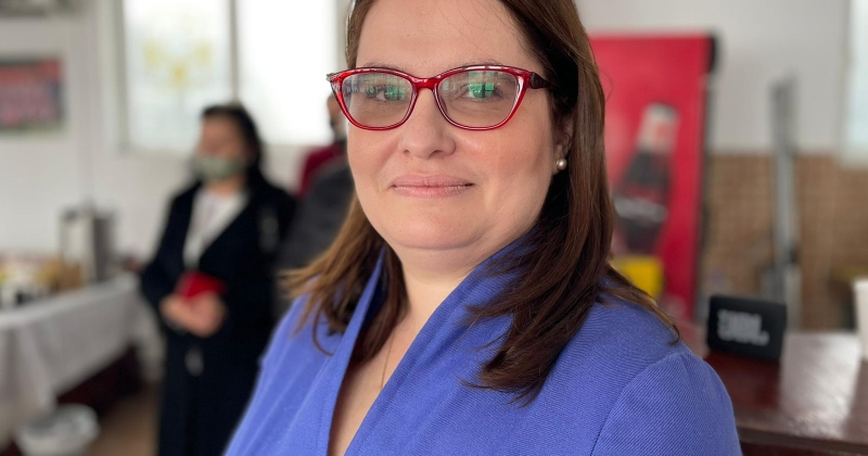 Oana Grigorescu – Coordonator Voluntar